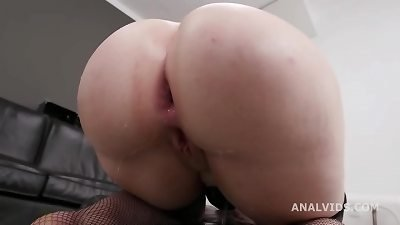 poking wet with Kizzy Six, sack Deep Anal, Gapes, piss drink and guzzle GL271