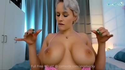 Camsoda - Angel Wicky ample udders fuck and frigging