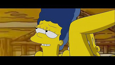 simpsons-sex-video